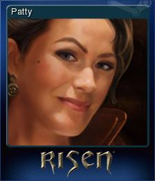 Risen Card 5
