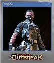 Scourge Outbreak Card 04 Foil