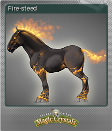 Secret of the Magic Crystals Foil 3