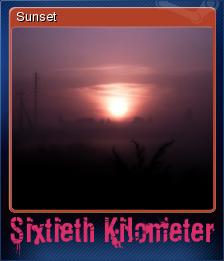 Sixtieth Kilometer Card 5