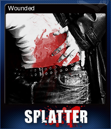 Splatter - Blood Red Edition Card 5