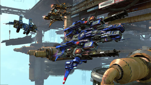 Strike Vector Artwork 6
