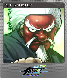 THE KING OF FIGHTERS XIII Foil 3