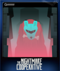 The Nightmare Cooperative Card 03