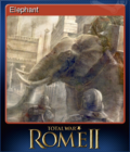 Total War Rome II Card 2