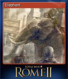Total War Rome II Card 2