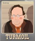 Turmoil Foil 1