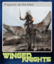 Winged Knights Penetration Card 4