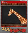 Zoo Rampage Foil 1