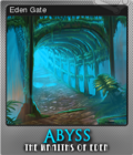Abyss The Wraiths of Eden Foil 3