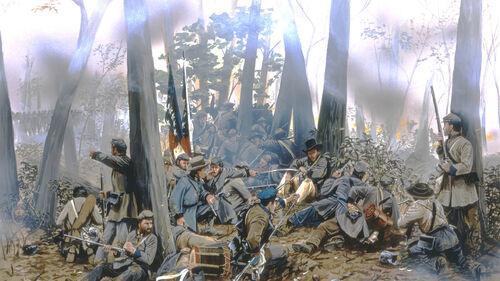 Battleplan American Civil War Artwork 6