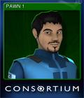 CONSORTIUM Card 3