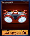 Cave Coaster Card 02