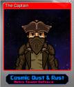 Cosmic Dust & Rust Foil 5