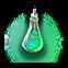Crystals of Time Emoticon greenacid