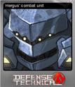 Defense Technica Foil 4