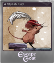 Escape Goat Foil 2