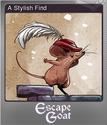 Escape Goat Foil 2