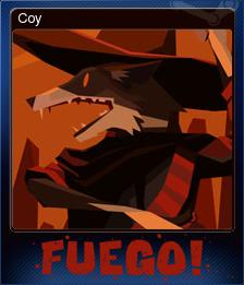 Fuego! Card 2