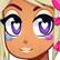 HunieCam Studio Emoticon hcs sarah