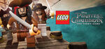 LEGO Pirates of the Caribbean The Video Game Logo