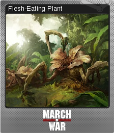 March of War Foil 08