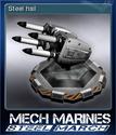 Mech Marines Steel March Card 2