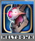 Meltdown Card 05 Foil