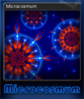Microcosmum survival of cells Card 1