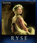 Ryse Son of Rome Card 09