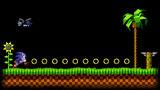 SEGA Mega Drive and Genesis Classics Background Sonic