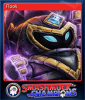 Smashmuck Champions Card 8 Rook