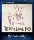The Inner World Card 4 Dr Reminepo
