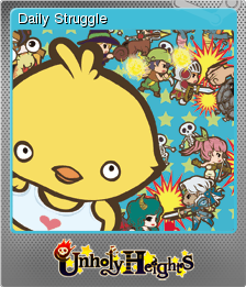 Unholy Heights Foil 1