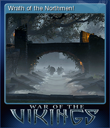War of the Vikings Card 2