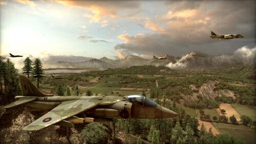 Wargame AirLand Battle Artwork 5