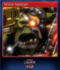 Warhammer 40,000 Dawn of War II Card 7