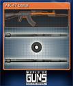 World of Guns Gun Disassembly Card 07
