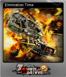 Zombie Driver HD Foil 5