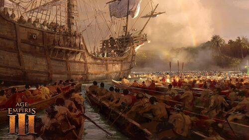 Age of Empires III Complete Collection Artwork 2