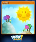 Aqua Panic! Card 1