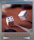 Backgammon Blitz Foil 8