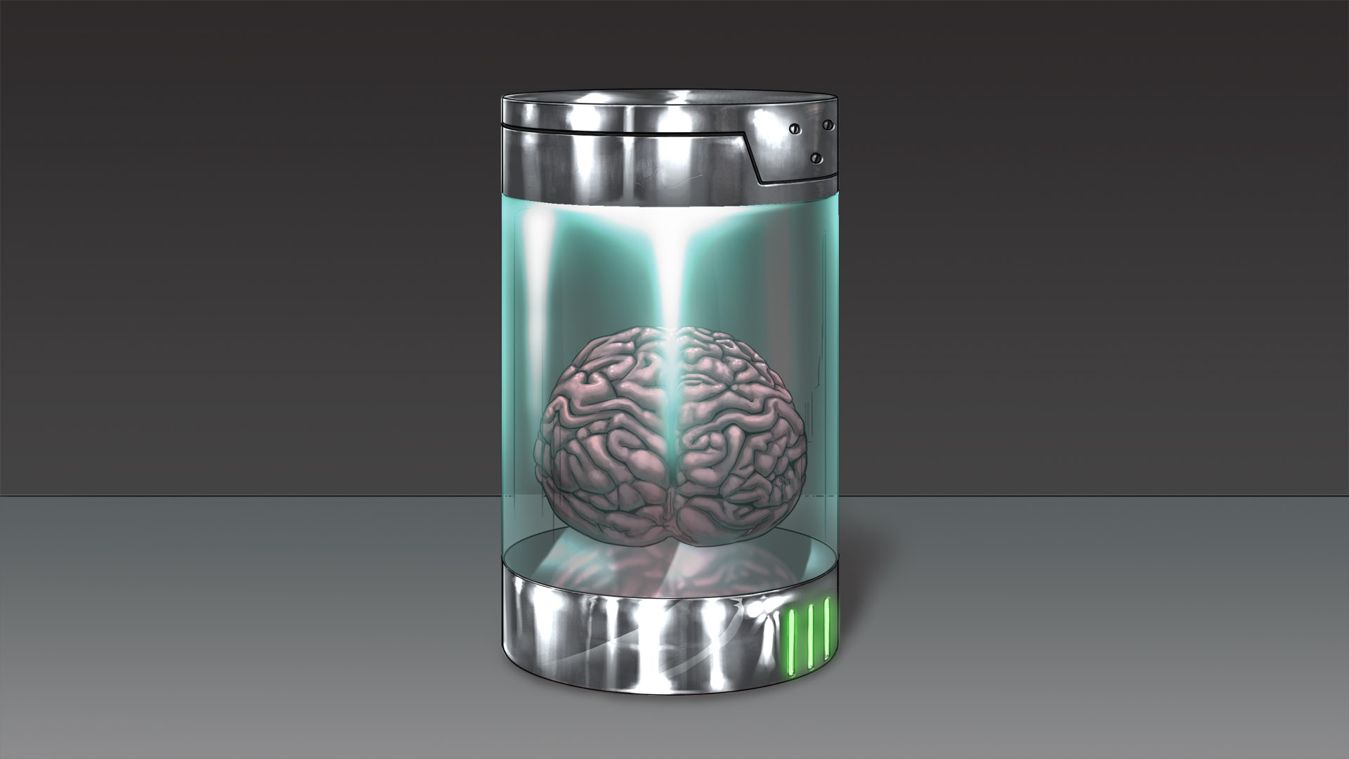 Image result for brain in jar