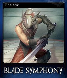 Blade Symphony Card 5