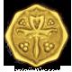 Blood Knights Badge Foil