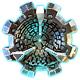 Crystals Of Time Badge 1