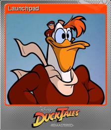 DuckTales Remastered Foil 4