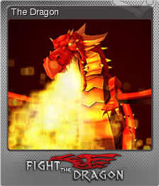 Fight The Dragon Foil 1