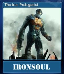 Iron Soul Card 1