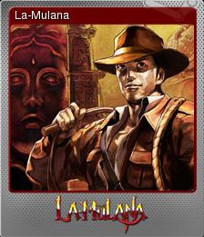 La-Mulana Foil 1
